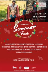 Kinderfest Salzburg