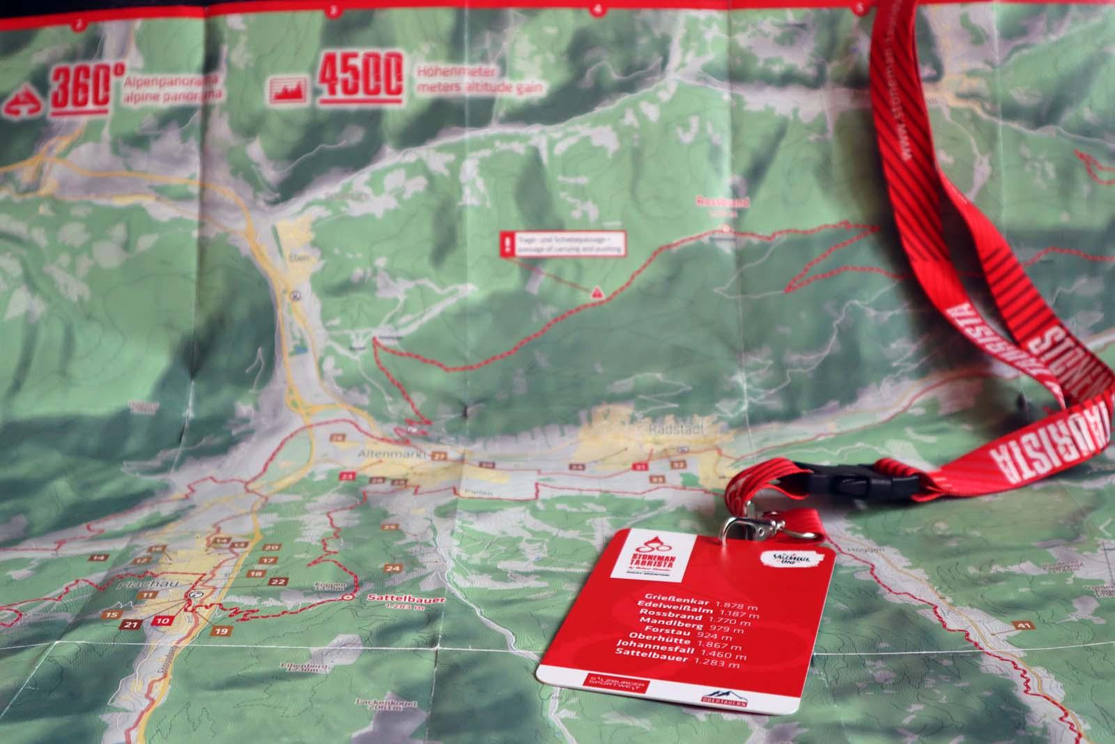 MTB tour Salzburg Stoneman Taurista
