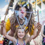 Street Festival in Flachau / Austria