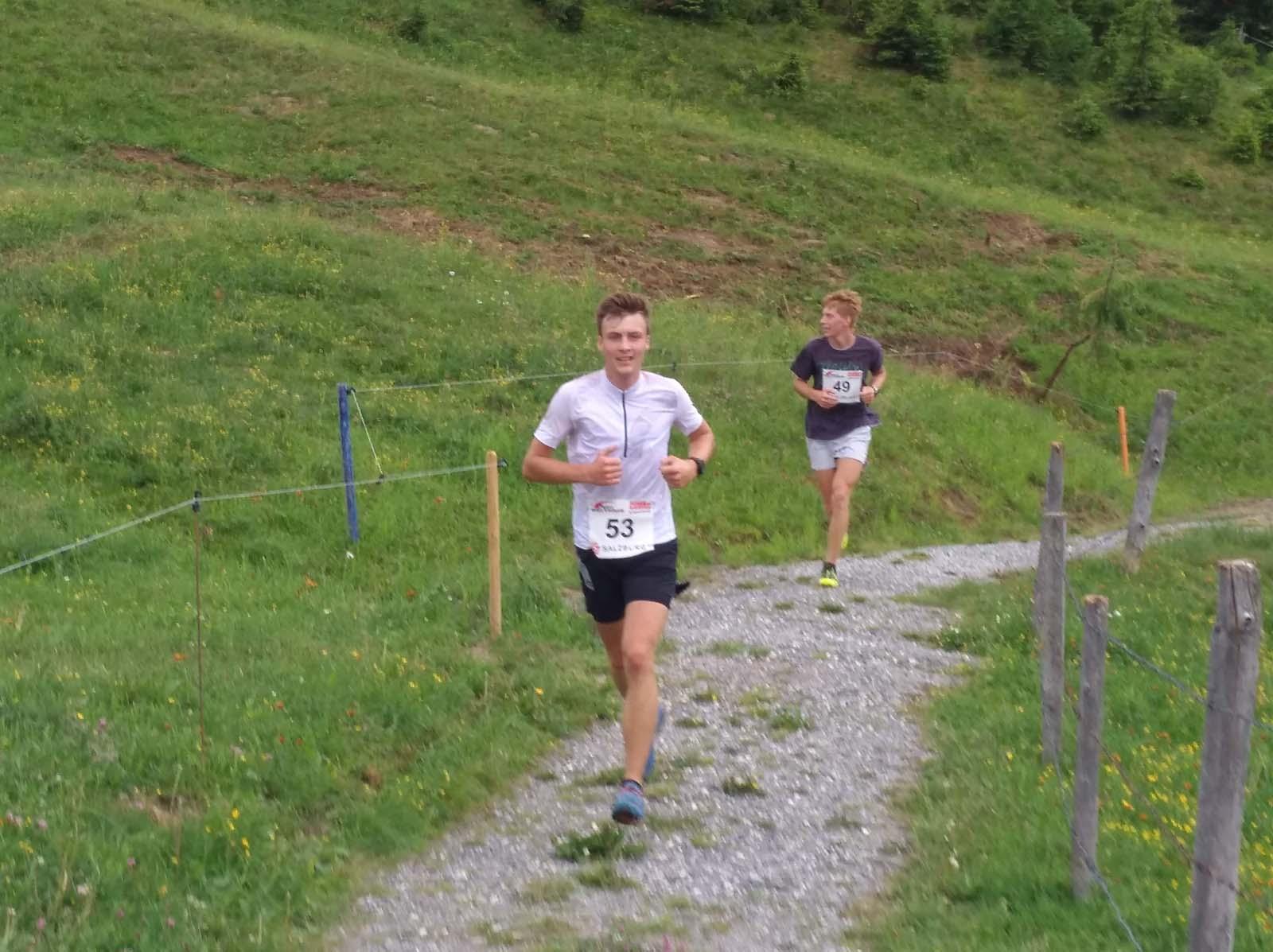running events in Austria