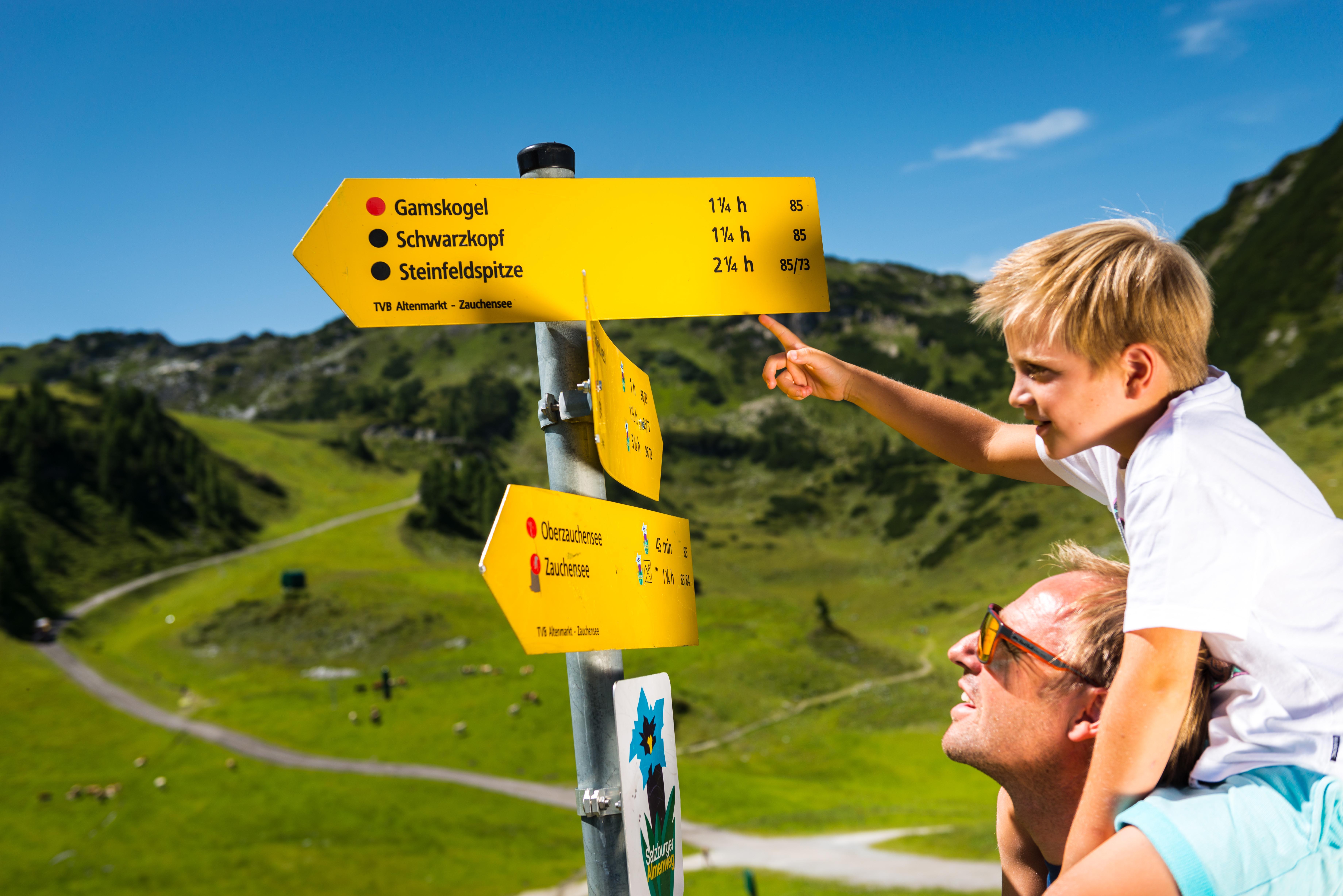 Wandertouren in Salzburg