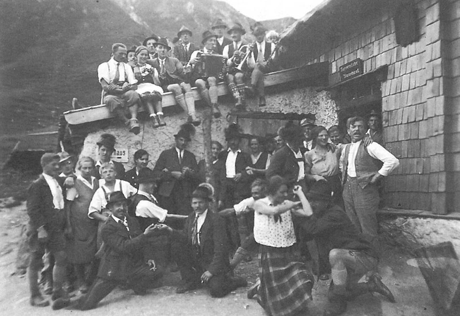 history of Kleinarl in Salzburg