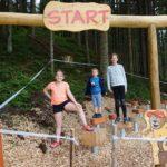 Kinderwagentauglicher Wanderweg in Filzmoos