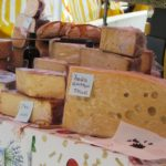 selfmade cheese form the Salzburg region