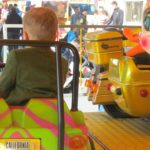 The Eben Fair - a big playground for the small ones