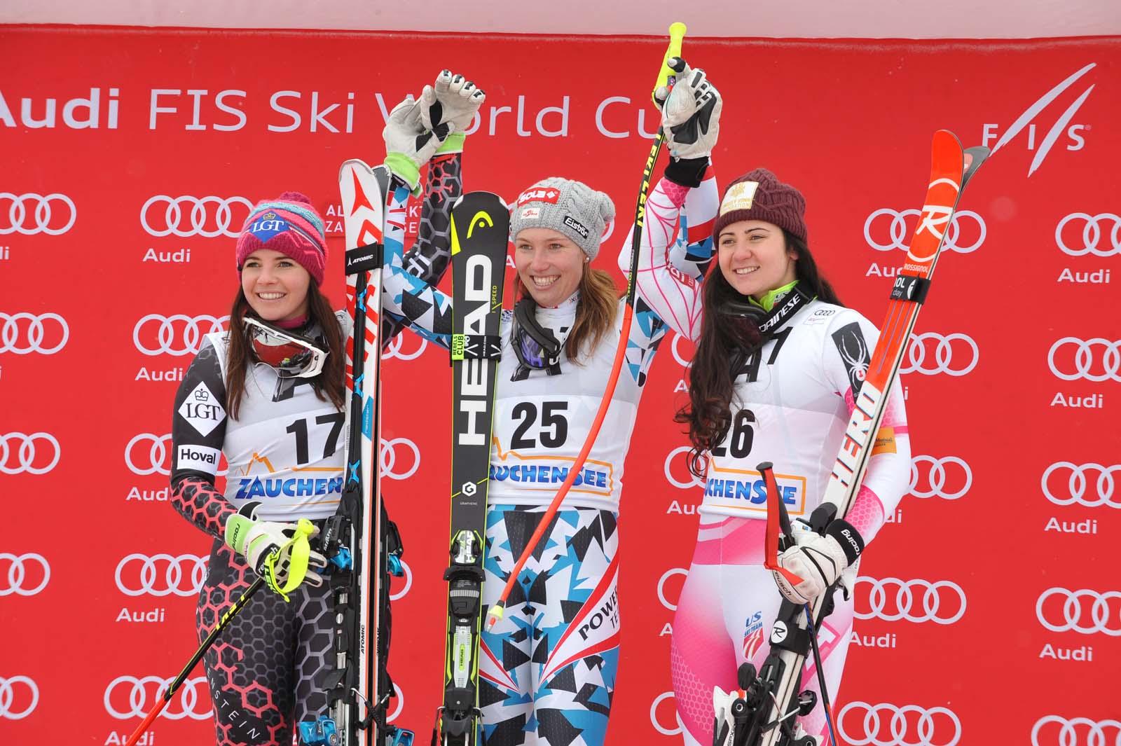 super G and downhill Race Ski alpine