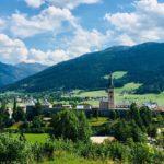 Spazieren gehen in Radstadt