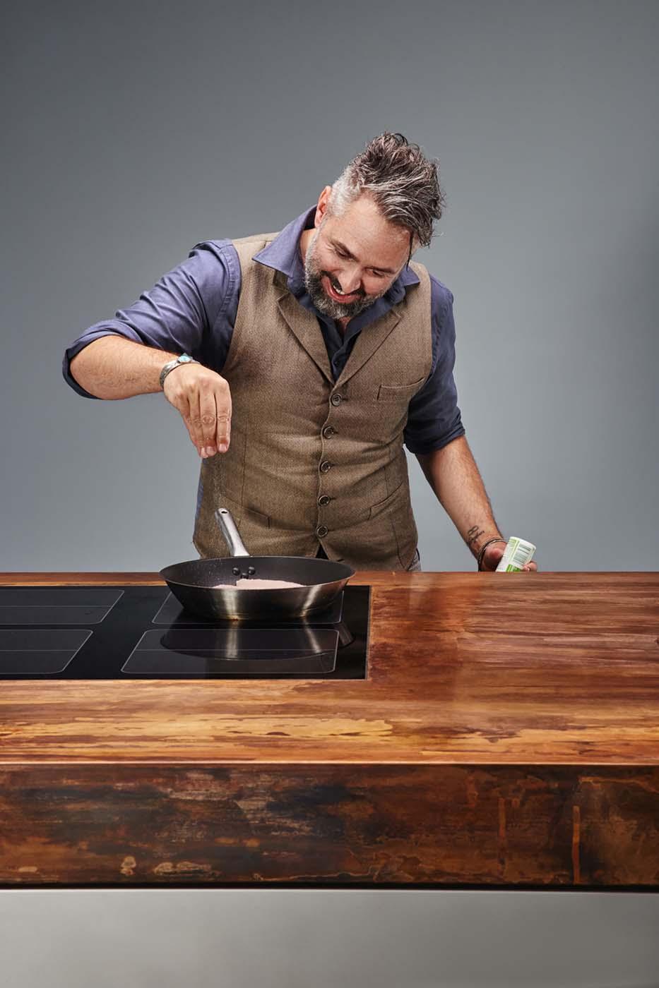 Kochevent mit Roland Trettl