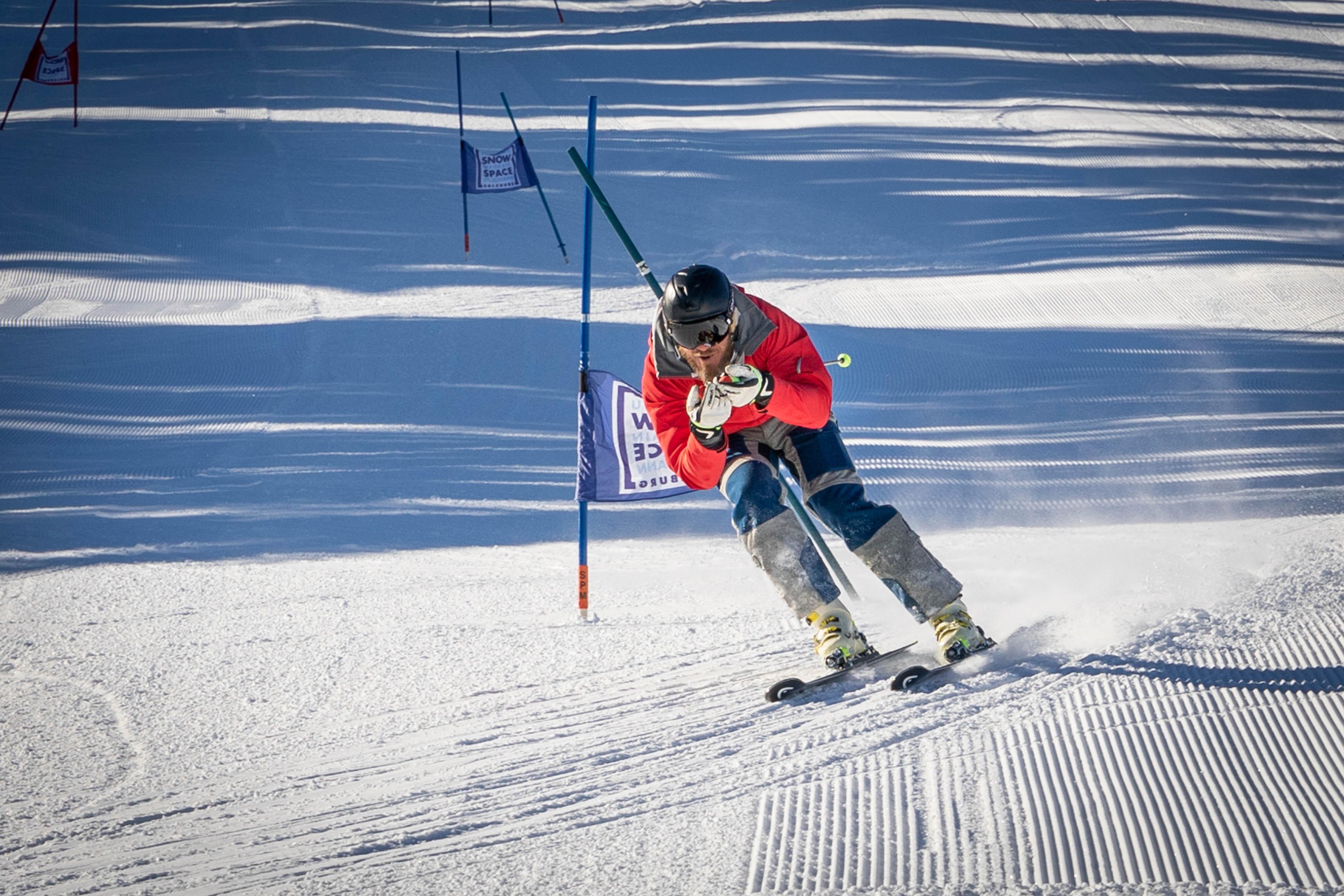 Salzburger Sportwelt Skifahren