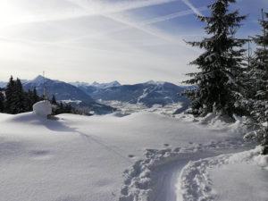 Skitouren Tipp Salzburg
