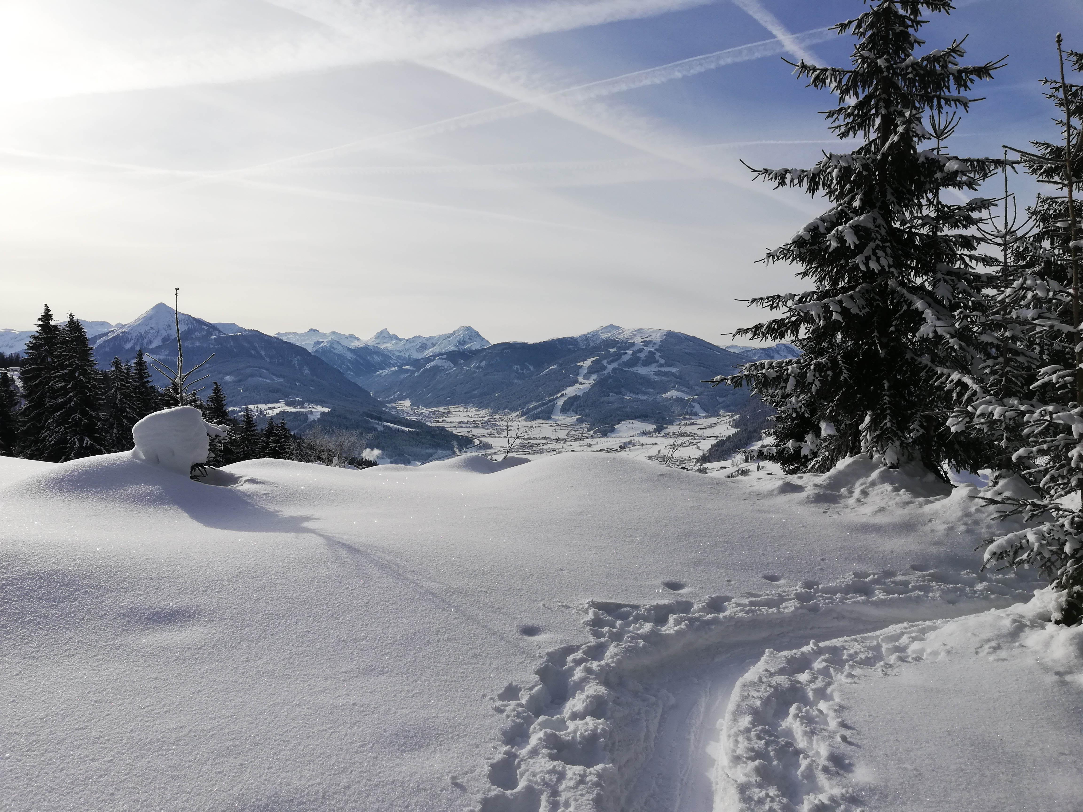 Ski Touren Tips in Salzburg