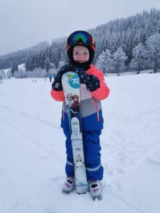 Skifahren in Filzmoos