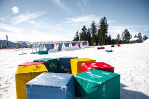 Wagrainis Winterwelt, das Kinderland für Skifahrer