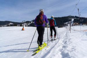 Skitouren gehen in Salzburg
