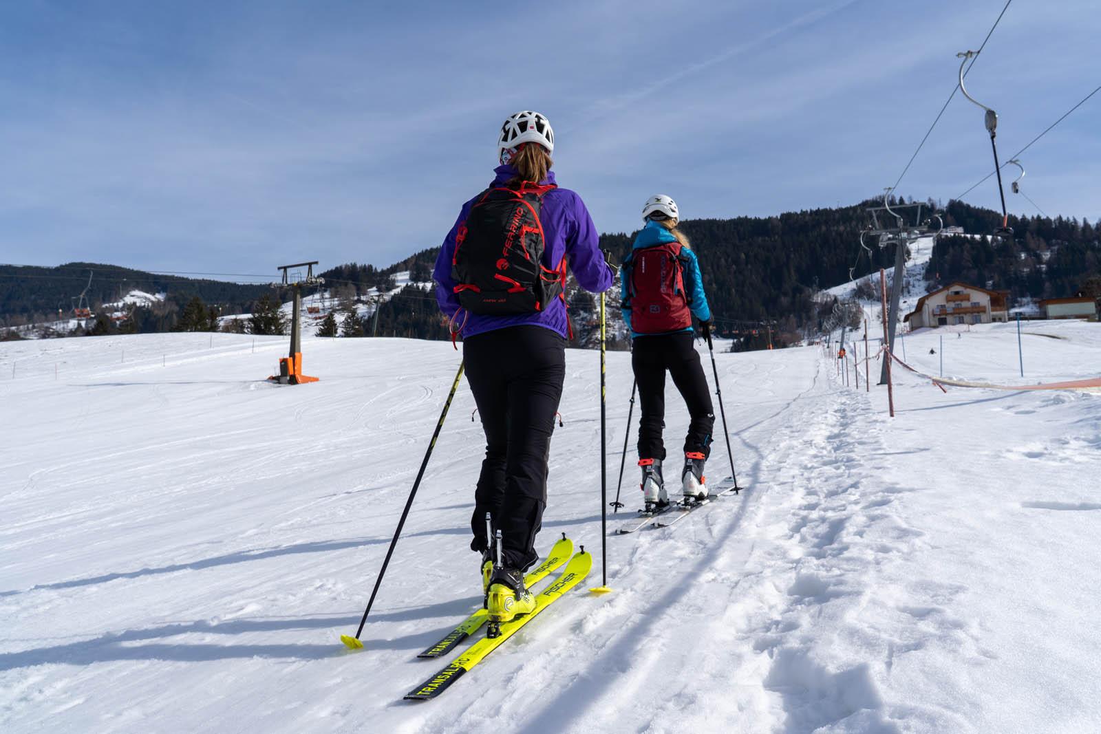 Ski tour in Salzburg