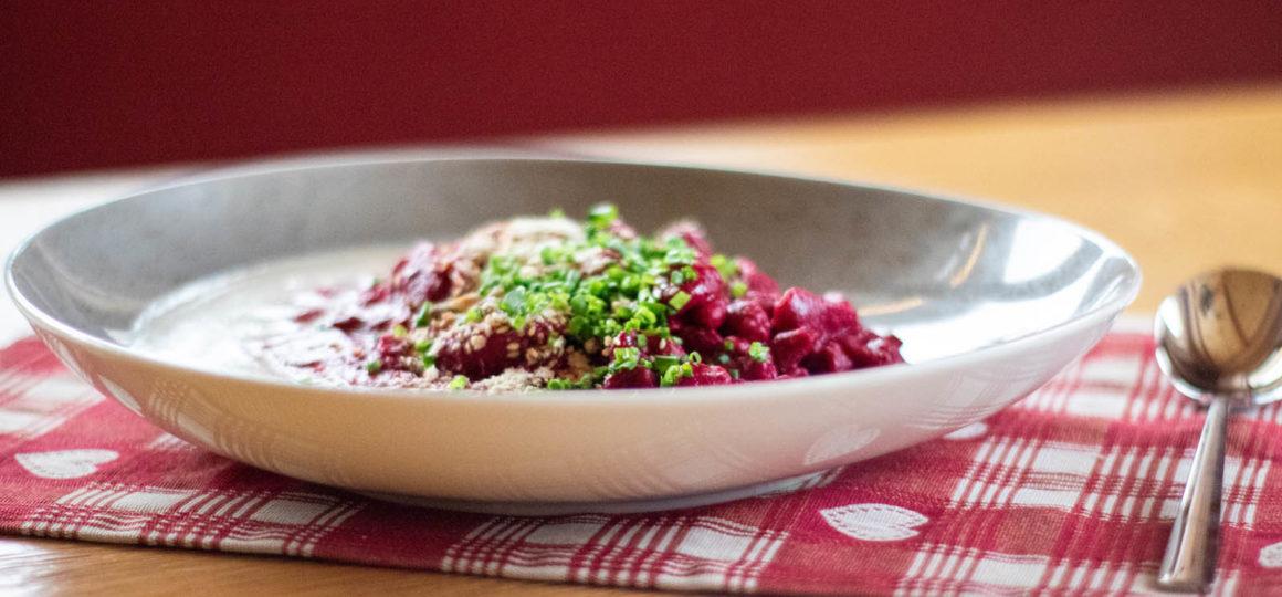 Höchste Kulinarik auf der Alm alá Roland Trettl