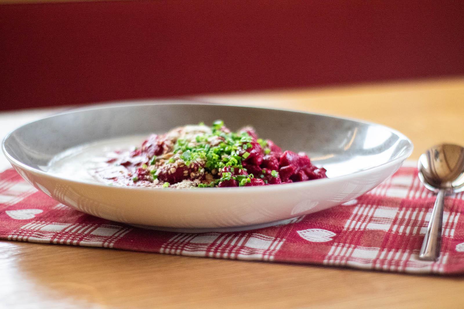 Highest culinary standards on the Alm a lá Roland Trettl