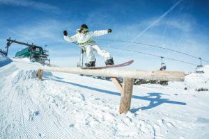 Freestyle el dorado der Extraklasse, der Absolutpark in Flachauwinkl-Kleinarl