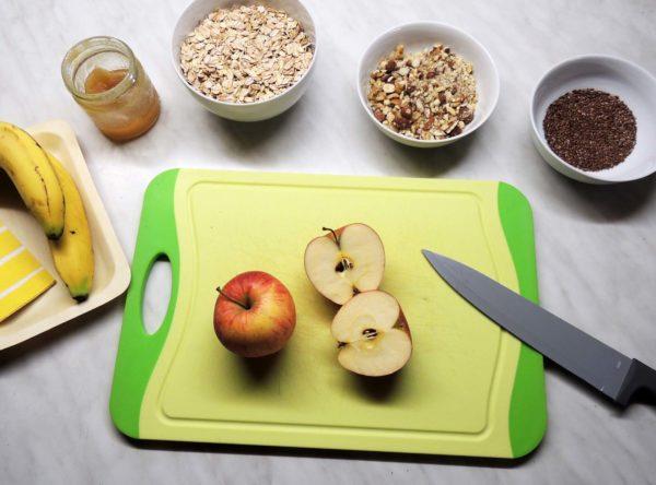 DIY Rezepte, Müsliriegel, Energybar, selbstgemacht
