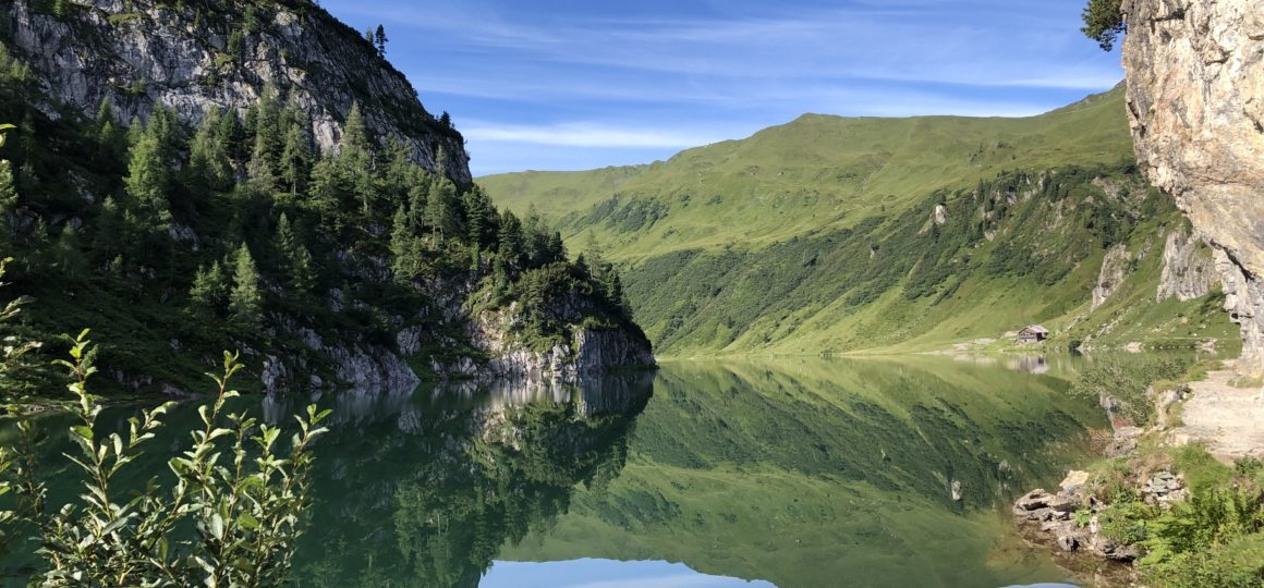 Hikes in the Alps