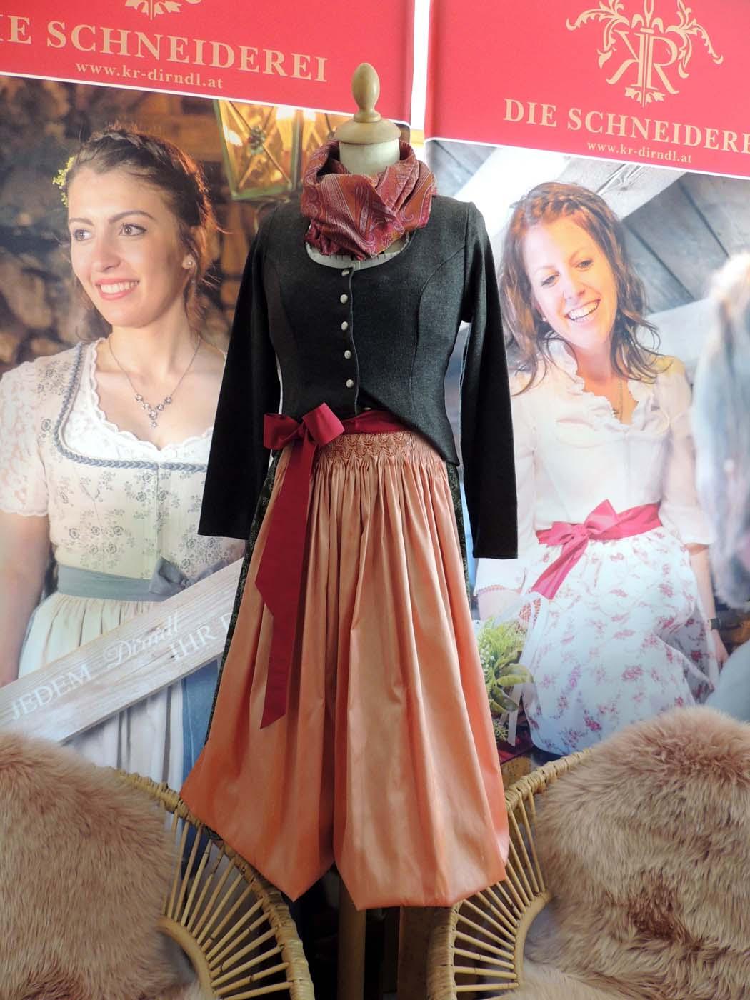 seamstress in Filzmoos, Salzburg