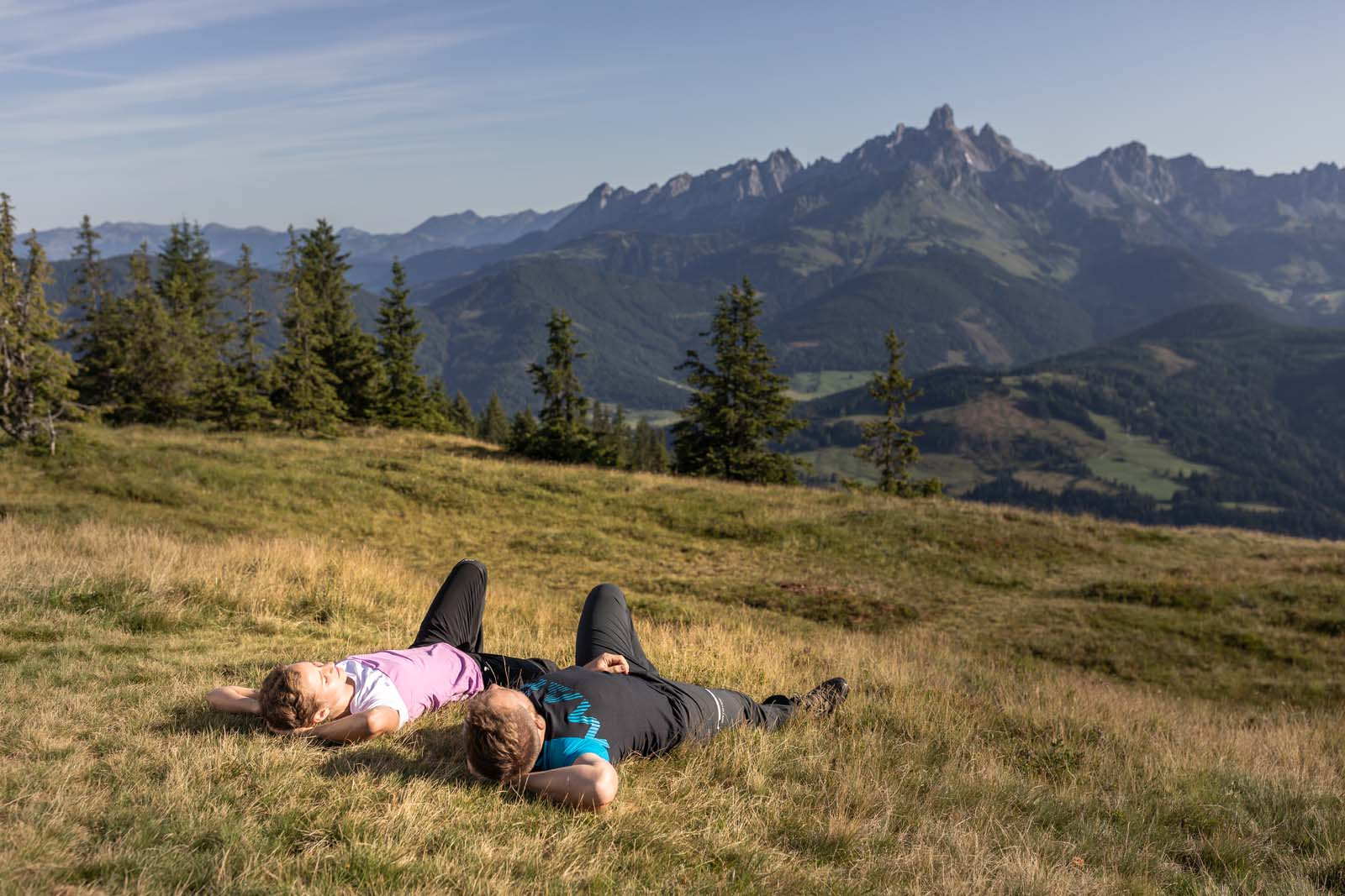 Hike to the Rossbrand in Radstadt