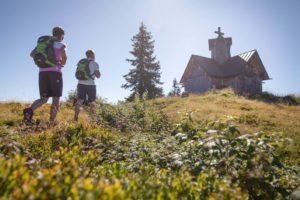 Wanderung Hochgründeck - St. Johann, wandern um den Kopf frei zu bekommen