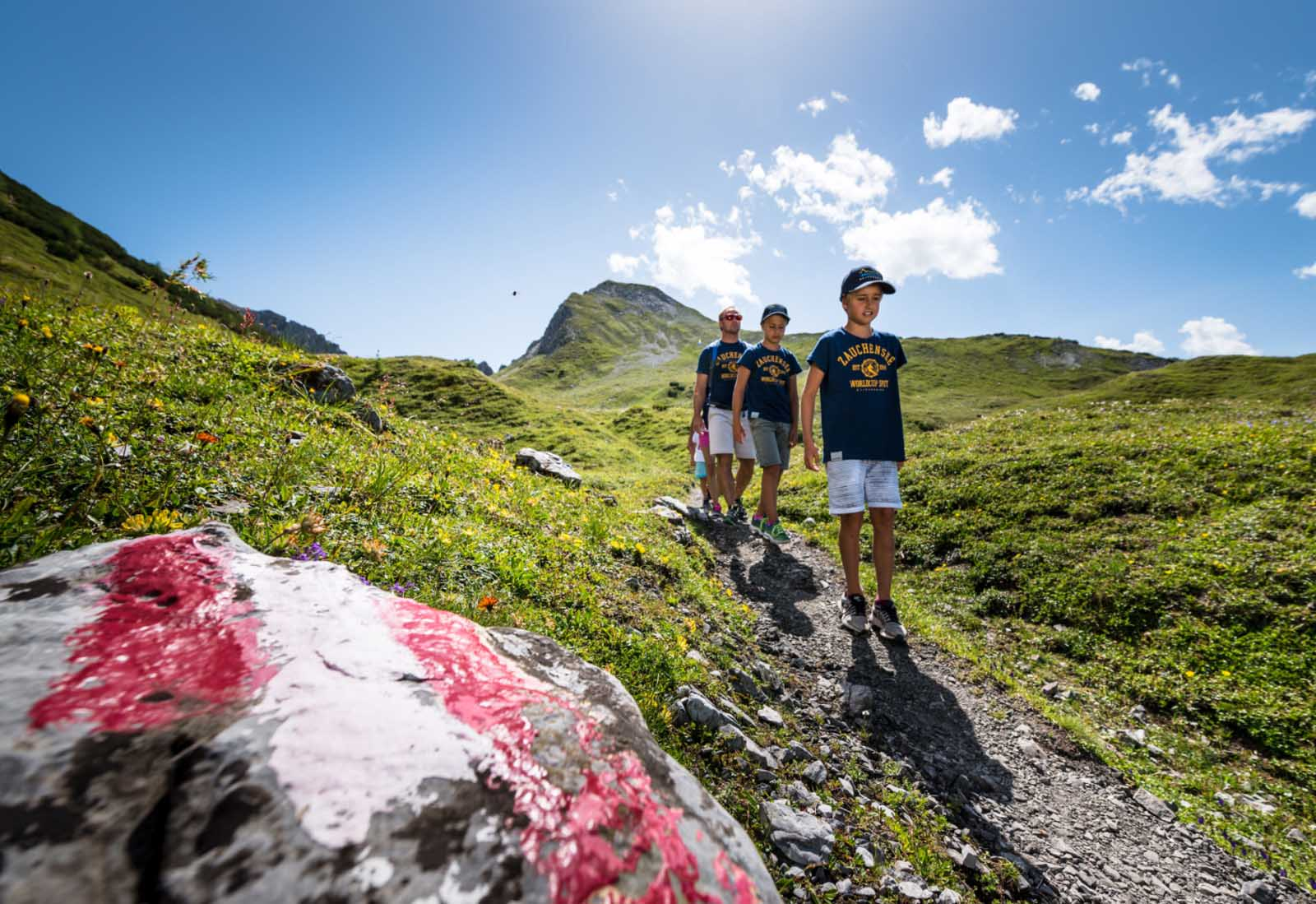 Tips for planning hiking tours