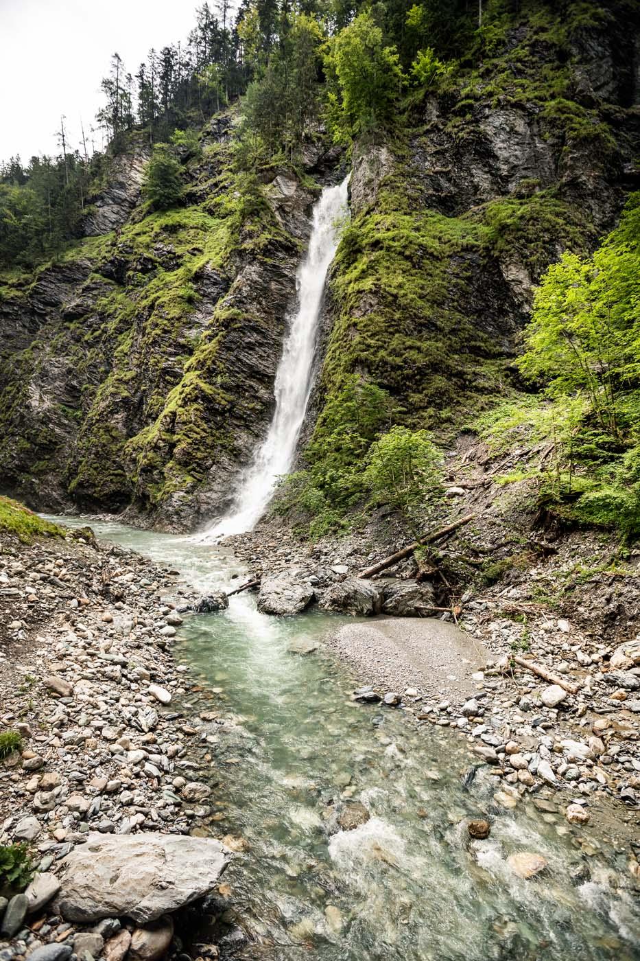 Wasserfall, Wiedereröffnung, Lieblingsplatz, Sehenswürdigkeit