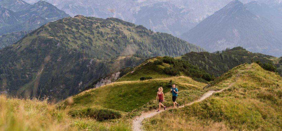 beautiful hike in Salzburg