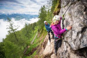 Klettern in St. Johann