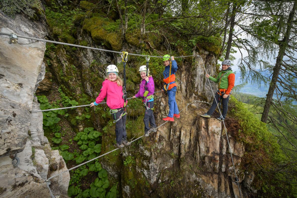 Climbing in St. Johann