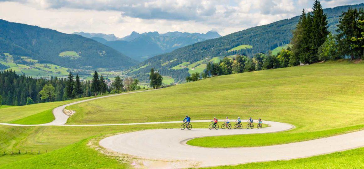 Guided e-Bike Tour, Altenmarkt-Zauchensee