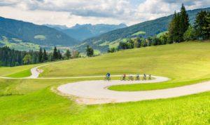 geführte e-Bike Tour, Altenmarkt-Zauchensee