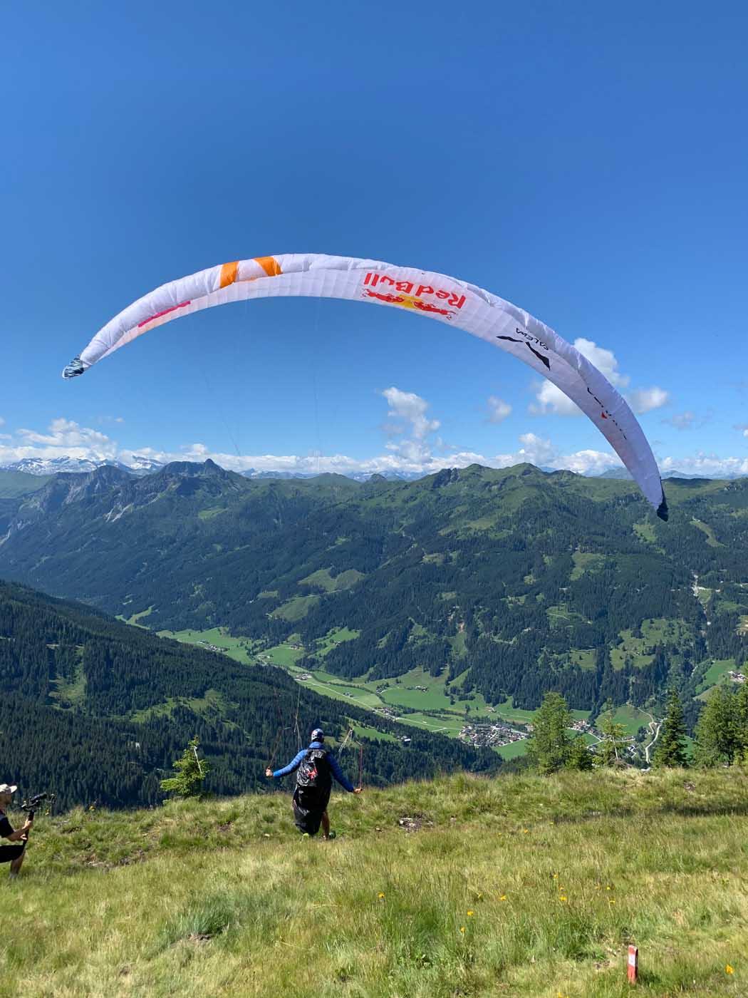 sportliche Herausforderung in Salzburg