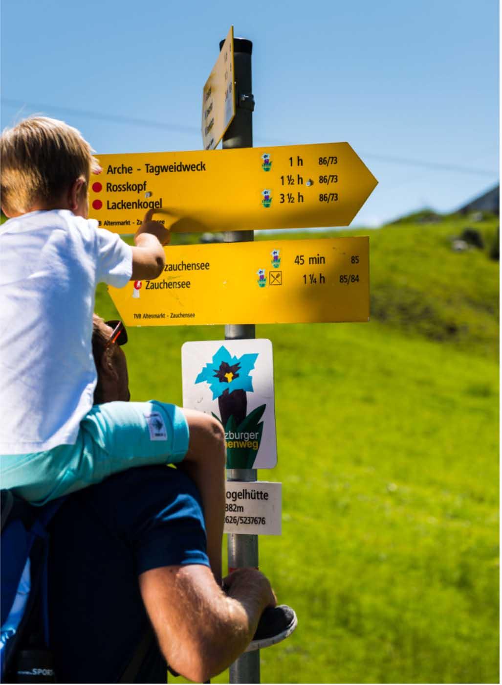 Tipps für die Wandertourenplanung