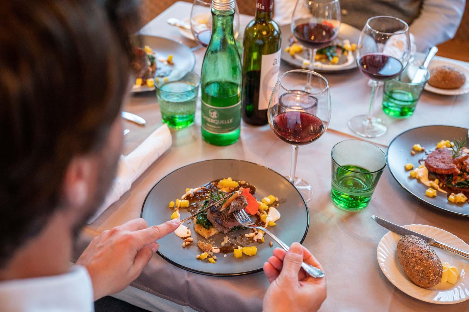 Dining in Altenmarkt im Pongau, restaurant tips in Salzburg