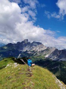 Wandern mit Kindern, Wandern in Filzmoos, Familienwanderung