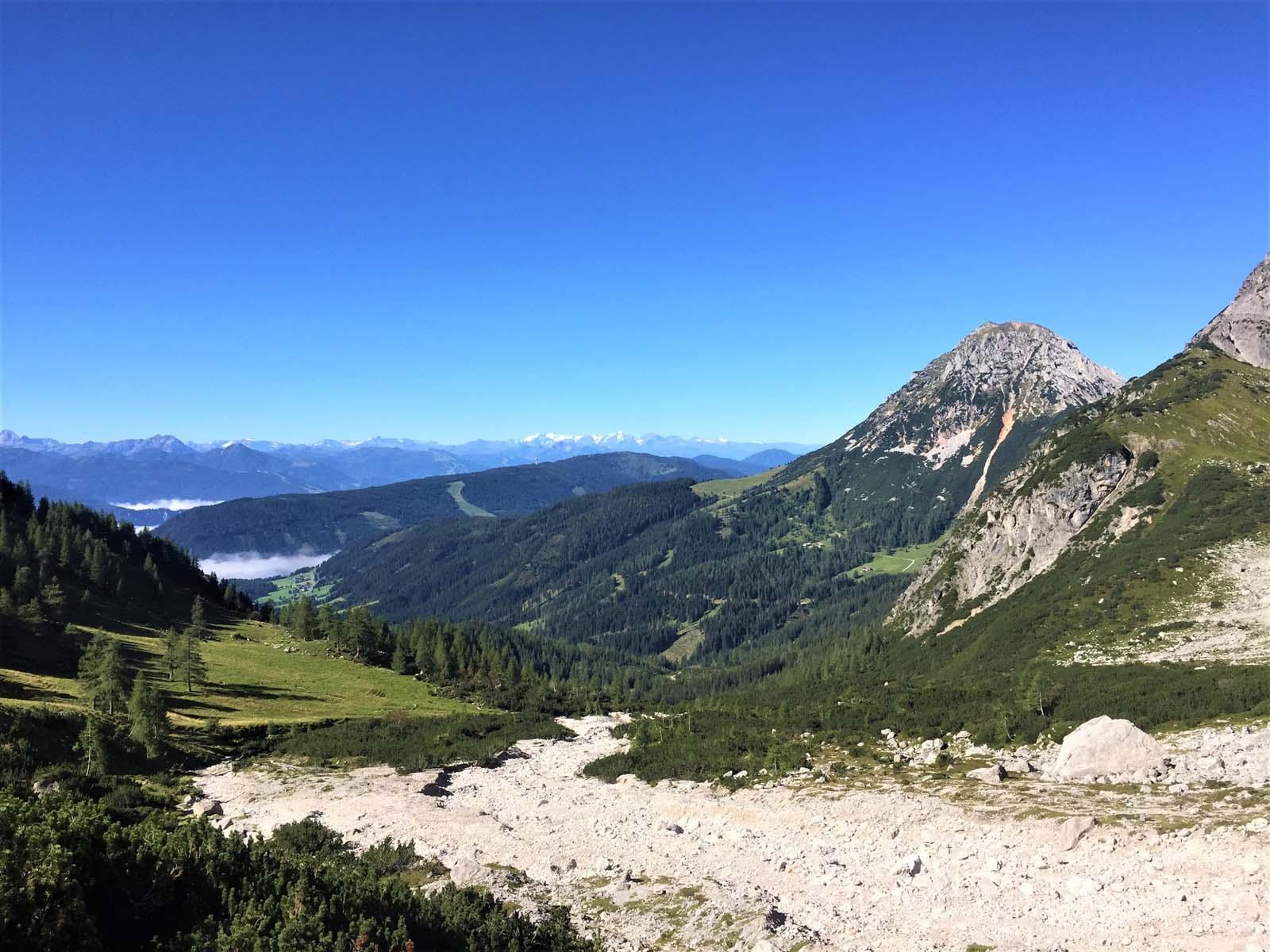 Hiking tour in Salzburg, hiking tip