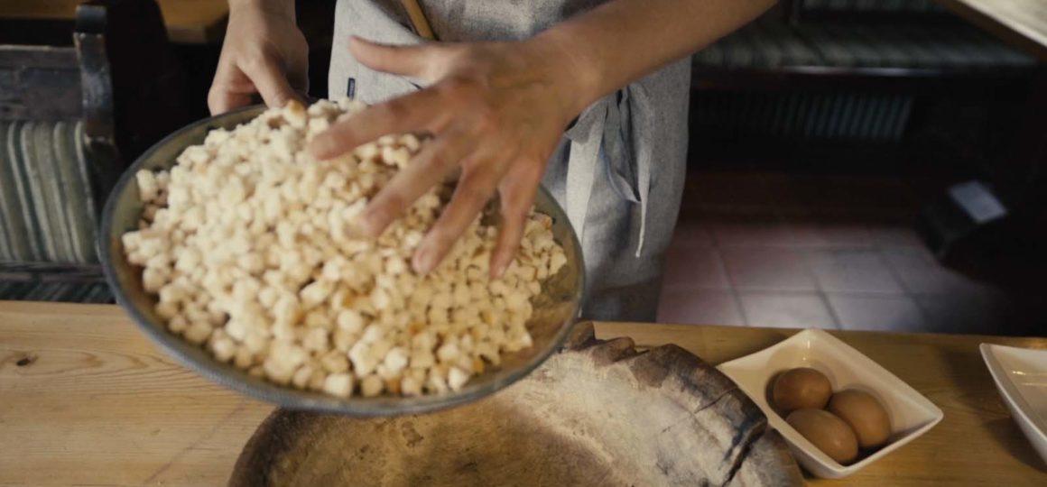 Selbstgemacht schmeckt es am Besten, Knödelrezept nach Omas Art