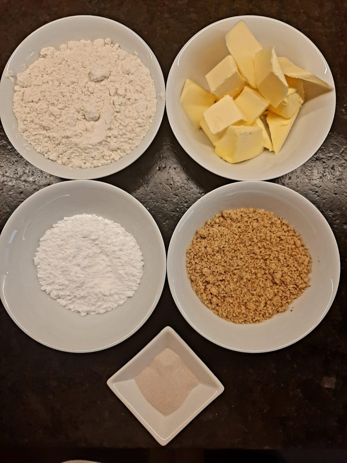 Großmutters Keksrezept, Vanillekipferl zum Anbeißen