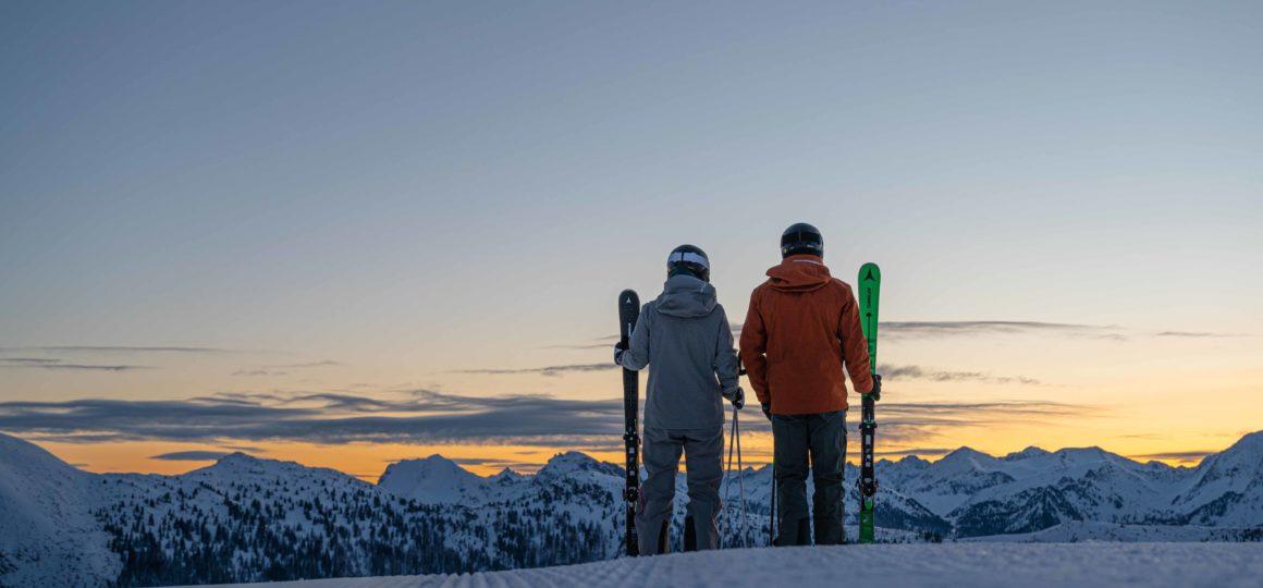 skiing in Salzburg, Season start in Zauchensee