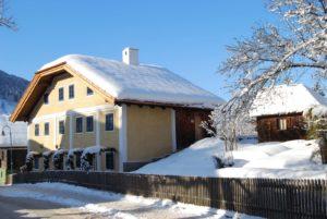 Die stillste Zeit im Jahr, Weihnachten in Wagrain-Kleinarl