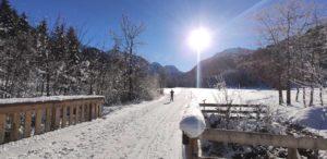 Langlaufen in Salzburg, Wagrain-Kleinarl als Langlaufdomizil