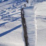 Fantastic views at the Penkkopf, ski tour