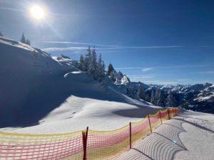 Skifahren in Salzburg, Bilder vom Winter