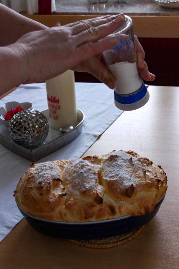 Österreichische Küche, Süßspeise, Nachspeise, Salzburg