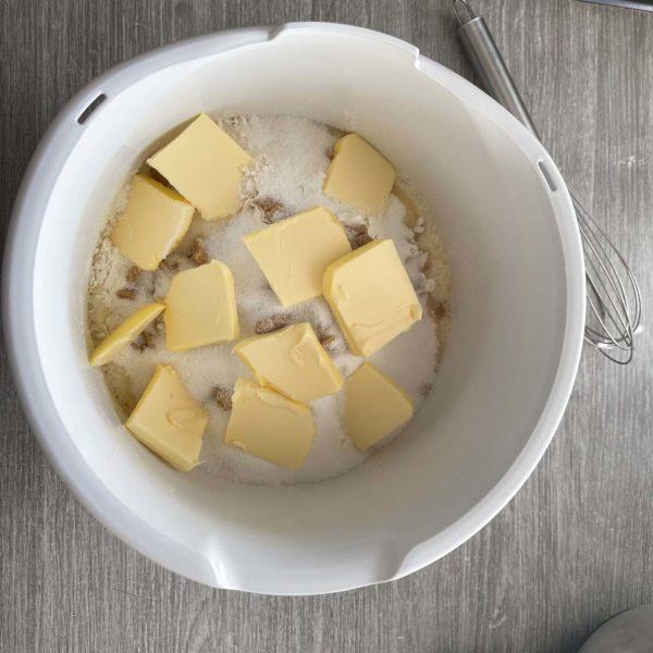 süßer Germteig, Rezept für Ostern, Germteig selbermachen, Osterstriezel selbermachen