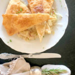 Austrian cuisine to recreate, homemade Blattlkropfen