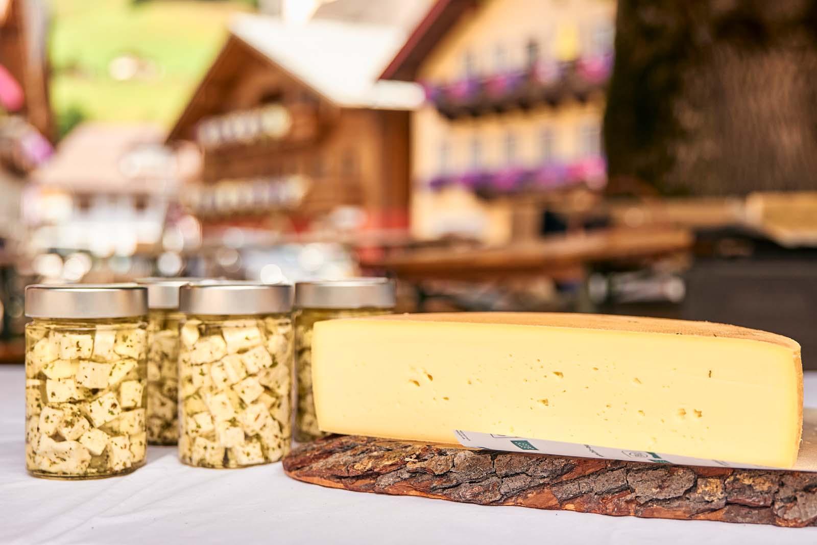 Bio aus dem Tal Wagrain-Kleinarl Käseprodukte